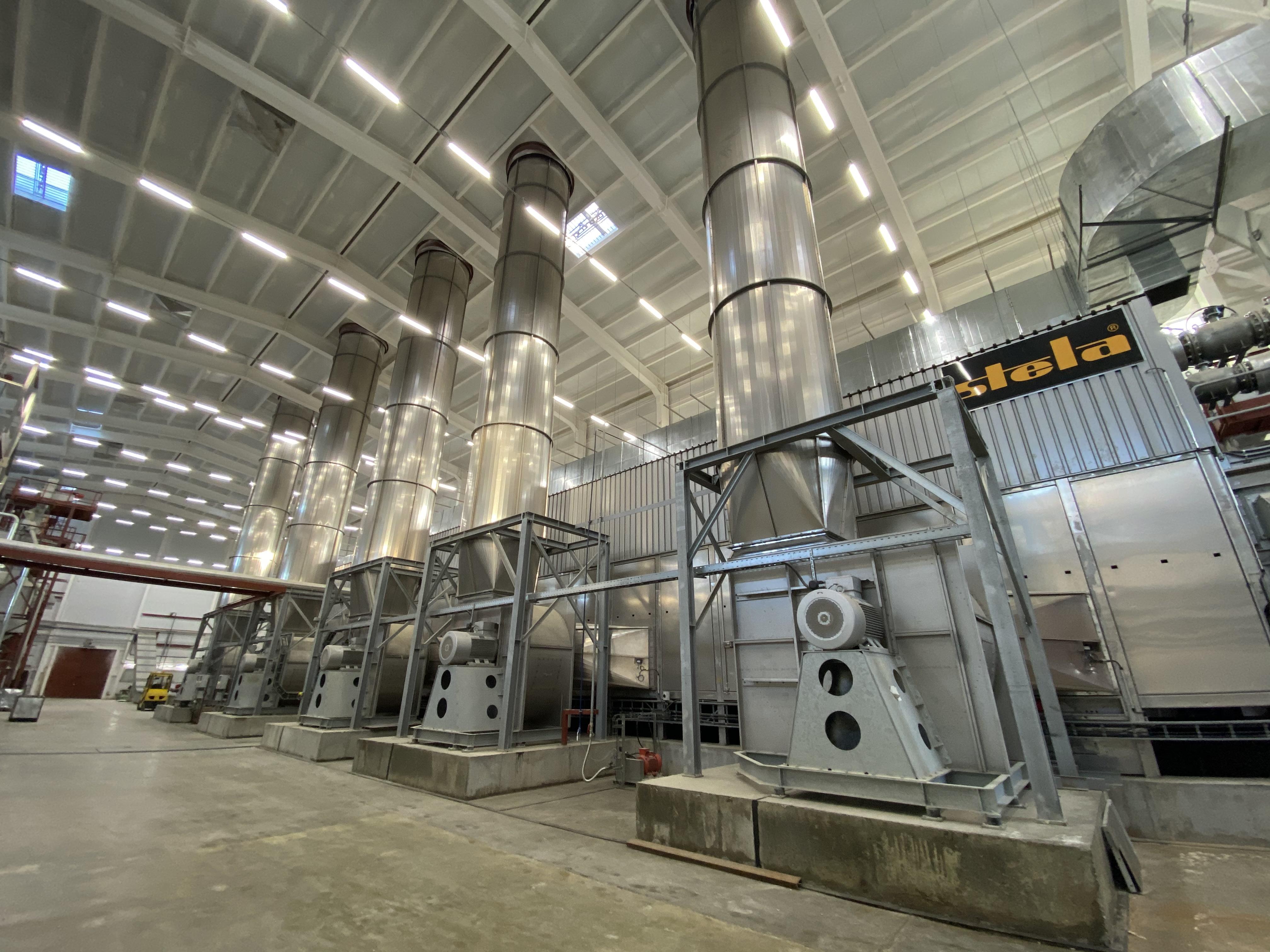 Пеллетный завод
